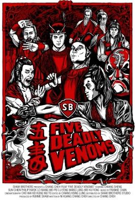 Episode 208 - Five Deadly Venoms (1978)