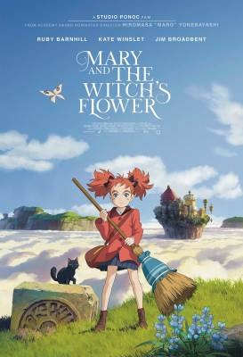 Episode 212 - Mary and the Witch's Flower (2017)