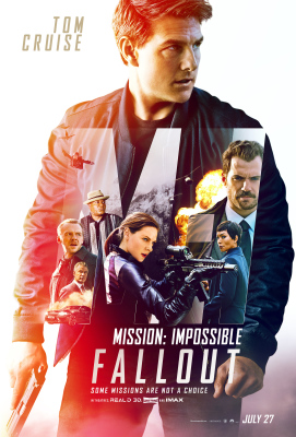 Episode 211 - Mission: Impossible - Fallout (2018)