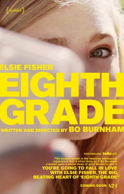 Episode 218 - Eighth Grade (2018)