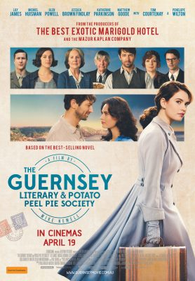 Episode 223 - The Guernsey Literary and Potato Peel Pie Society (2018)