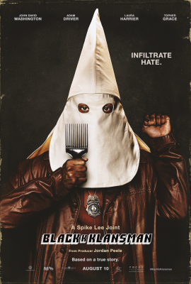 Episode 225 - BlacKkKlansman (2018)
