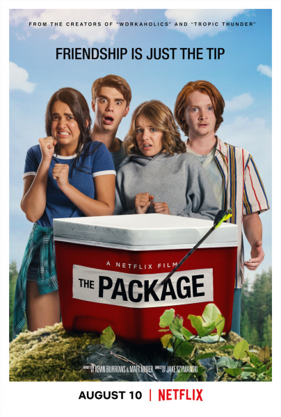 One Movie Punch - Episode 226 - The Package (2018)