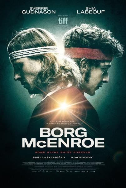 One Movie Punch - Episode 231 - Borg vs. McEnroe (2017)