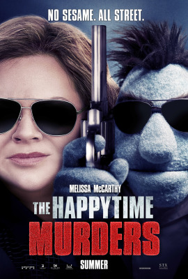 Episode 239 - The Happytime Murders (2018)