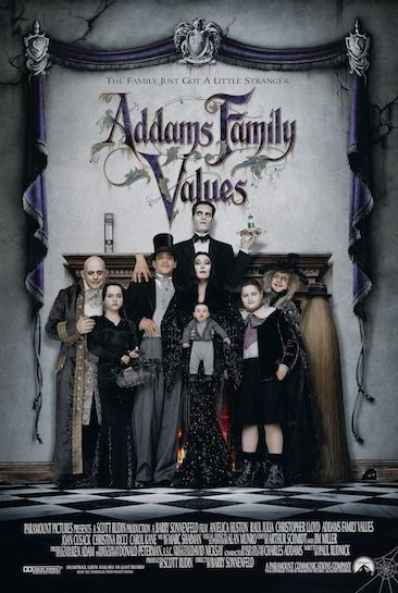 One Movie Punch - Episode 261 - Addams Family Values (1993)