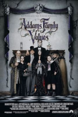 Episode 261 - Addams Family Values (1993)