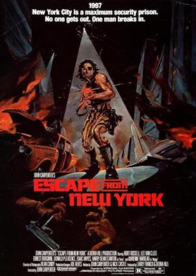 Episode 264 - Escape From New York (1981)