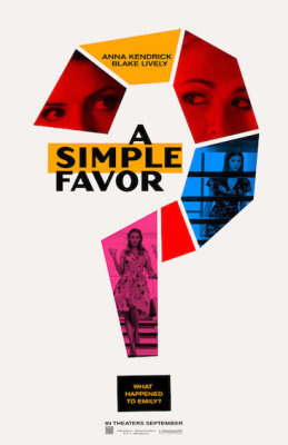 Episode 274 - A Simple Favor (2018)