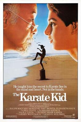 Episode 278 - The Karate Kid (1984)