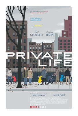 Episode 279 - Private Life (2018)