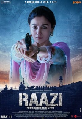 Episode 283 - Raazi (2018)