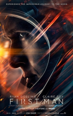 Episode 288 - First Man (2018)