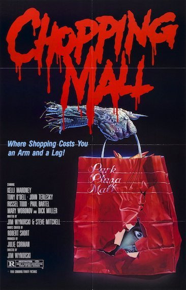 One Movie Punch - Episode 292 - Chopping Mall (1986)