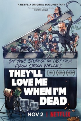 Episode 312 - They'll Love Me When I'm Dead (2018)