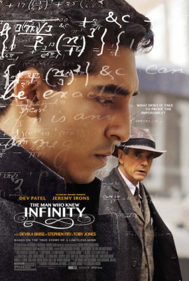 Episode 317 - The Man Who Knew Infinity (2015)