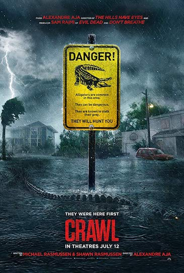 Episode 563 - Crawl (2019)