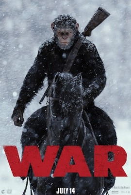 Episode 323 - War for the Planet of the Apes (2017)
