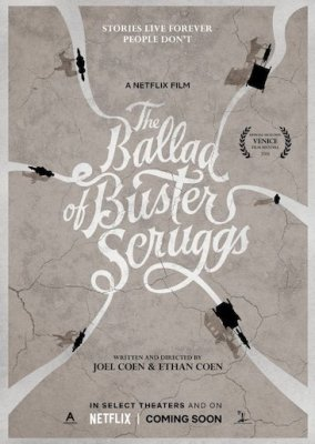 Episode 325 - The Ballad of Buster Scruggs (2018)