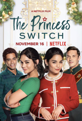 Episode 327 - The Princess Switch (2018)