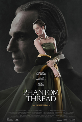 Episode 333 - Phantom Thread (2017)