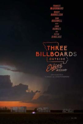 Episode 342 - Three Billboards Outside Ebbing, Missouri (2017)