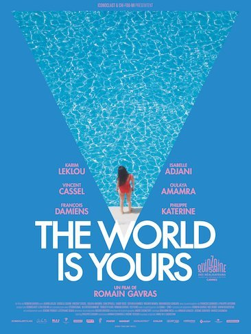 One Movie Punch - Episode 345 - The World is Yours (2018)