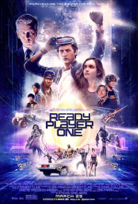 Episode 356 - Ready Player One (2018)