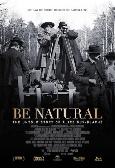 Episode 657 - Be Natural: The Untold Story of Alice Guy-Blaché (2018)