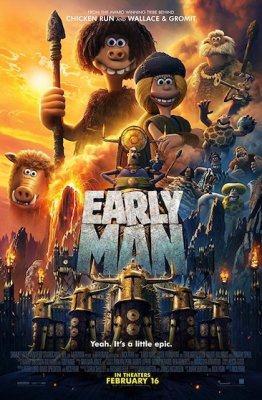 Episode 367 - Early Man (2018)