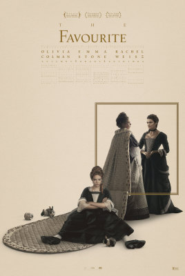 Episode 379 - The Favourite (2018)