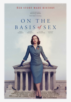 Episode 396 - On the Basis of Sex (2018)