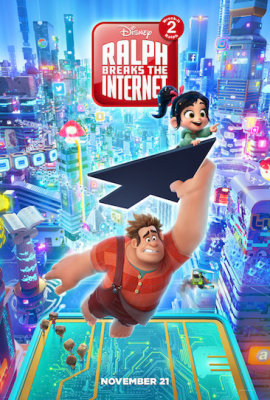 Episode 401 - Ralph Breaks the Internet (2018)