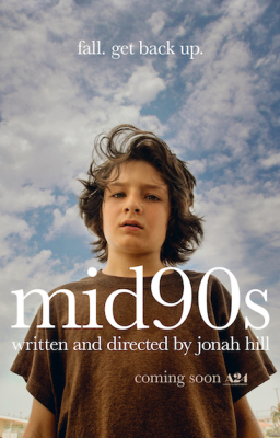 Episode 411 - Mid90s (2018)