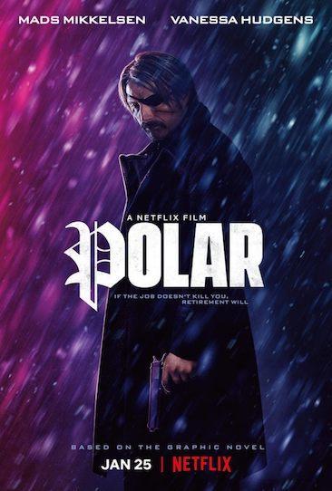 One Movie Punch - Episode 412 - Polar (2019)