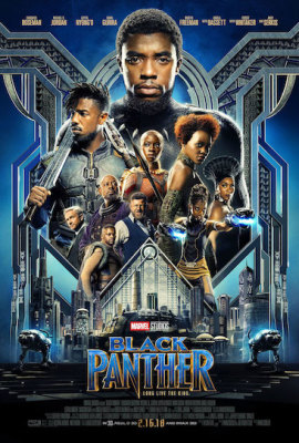 Episode 413 - Black Panther (2018)