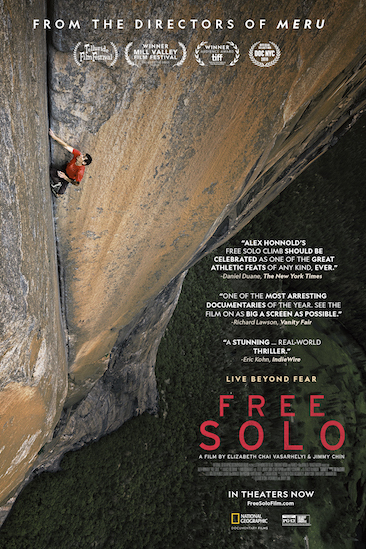 One Movie Punch - Episode 414 - Free Solo (2018)