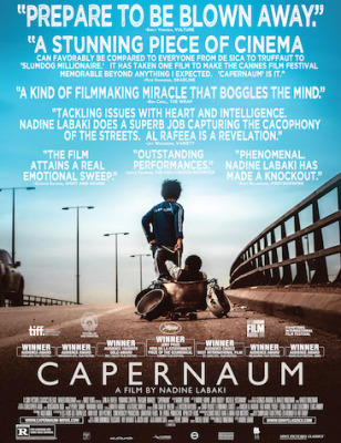 One Movie Punch - Episode 416 - Capernaum (2018)
