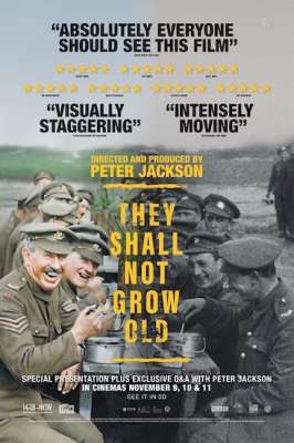Episode 426 - They Shall Not Grow Old (2018)