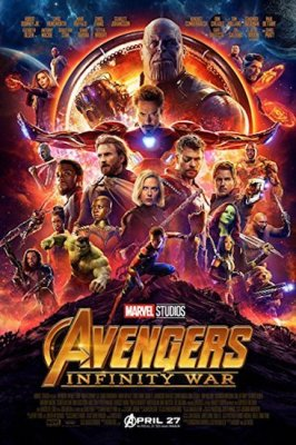 Episode 434 - Avengers: Infinity War (2018)