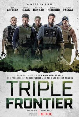 One Movie Punch - Episode 445 - Triple Frontier (2019)