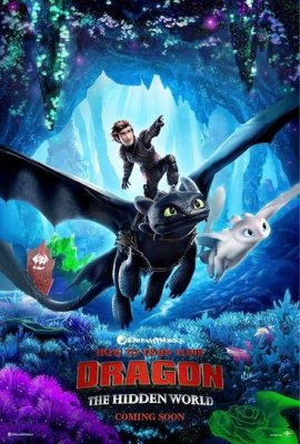 Episode 450 - How to Train Your Dragon: The Hidden World (2019)