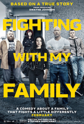 One Movie Punch - Episode 451 - Fighting With My Family (2019)