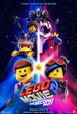 One Movie Punch - Episode 452 - The Lego Movie 2: The Second Part (2019)