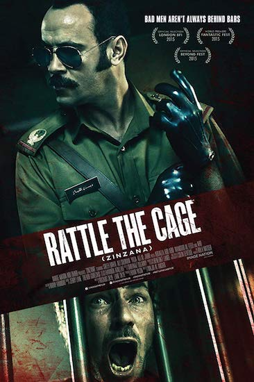 Episode 501 - Rattle The Cage (2015)
