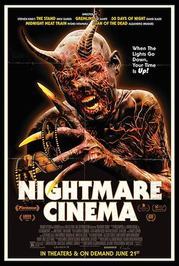 Episode 647 - Nightmare Cinema (2018)