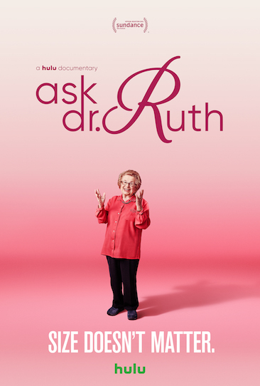 Episode 509 - Ask Dr. Ruth (2019)