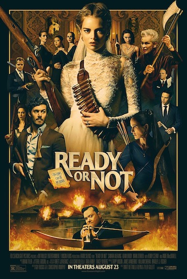 Episode 582 - Ready or Not (2019)