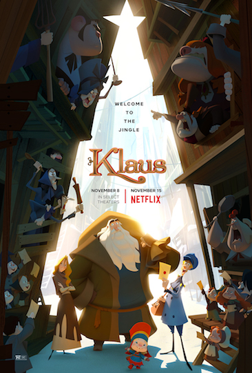 Episode 708 - Klaus (2019)
