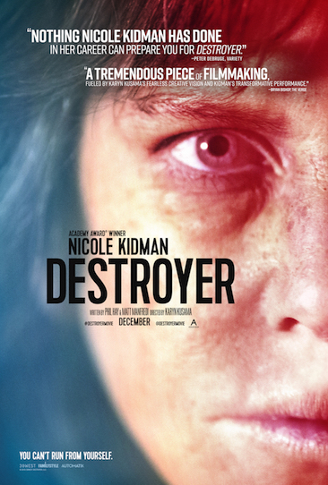 Episode 473 - Destroyer (2018)